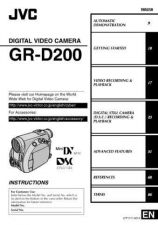 Buy JVC LYT1171-001A Operating Guide by download Mauritron #295391