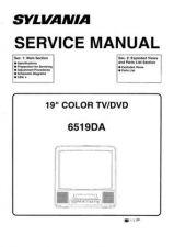 Buy Duraband 6519DA Service Manual by download Mauritron #330444