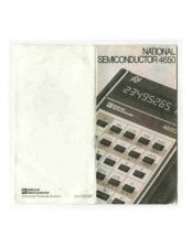Buy National Semiconductor 4650 by download Mauritron #327707
