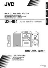 Buy JVC UX-HB4-2 Service Manual by download Mauritron #284373