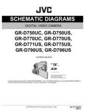 Buy JVC GR-D775US SCH Manual by download Mauritron #279126