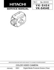 Buy Hitachi VKS914 Service Manual by download Mauritron #290945