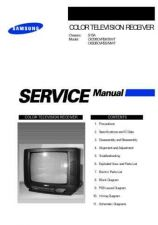 Buy Samsung CK338C Service Manual by download Mauritron #322561