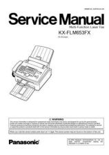 Buy Panasonic KX-FLM651E Manual by download Mauritron #299489