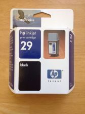 Buy 29 BLACK ink jet cartridge HP FAX 910 920 PSC 370 380 deskwriter 660 680 printer