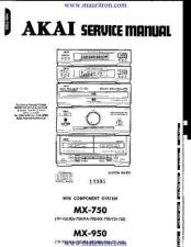 Buy Akai 750 Series by download Mauritron #315354