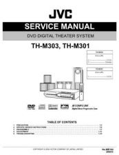 Buy JVC TH-M303 Service Manual by download Mauritron #278264