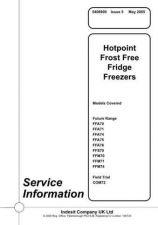 Buy Hotpoint Fridge Freezer by download Mauritron #325846
