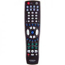 Buy Hitachi Remote Control CLU5728TSI - 65S500 57G500 43F300 HL01828 VCR cable CD