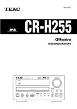 Buy Teac CR-H227iEFSTC Operating Guide by download Mauritron #318475