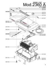 Buy Office Equipment IDEAL 2360 A CROSSCUT 4X40 SHREDDER PARTS by download #335479