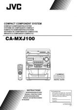 Buy JVC CA-MXJ100 Service Manual by download Mauritron #281361