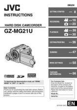 Buy JVC GZ-MG21U Service Manual by download Mauritron #280969