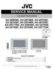 Buy JVC AV-28ED5SN=- Service Manual by download Mauritron #279788