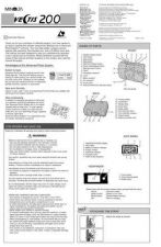 Buy Konica Vectis 200 e Camera Operating Guide by download Mauritron #320791