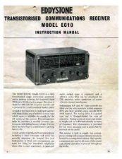 Buy Eddystone EC10 Manual by download Mauritron #328330