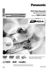Buy Panasonic DMR-E100H[] Manual by download Mauritron #298915