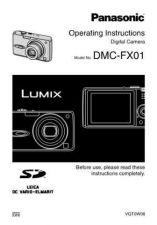 Buy Panasonic DMC-F7PP-- Manual by download Mauritron #298706