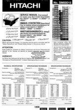 Buy Hitachi C32W510 Alternative by download Mauritron #330676