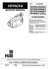 Buy Hitachi VM-8300ES Service Manual by download Mauritron #286762