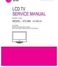 Buy LG 47LG60-UA Manual by download Mauritron #304342