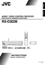 Buy JVC RX-D302B-2 Service Manual by download Mauritron #276542