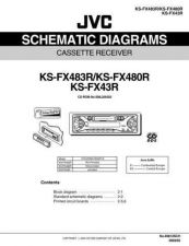 Buy JVC KS-FX483RKS-FX480R-8 Service Manual by download Mauritron #282484