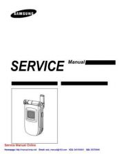 Buy Samsung SGH-Z100 Mobile Phone Service Manual by download Mauritron #306481