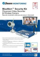 Buy Swann 1260BLUEALERT 1008 Instructions by download #336367