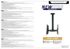 Buy Newstar FPMA C200D Audio Visual Instructions by download #333479
