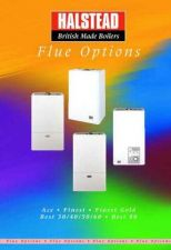 Buy HALSTEAD BOILERS FLUE OPTIONS GUIDE by download Mauritron #324514
