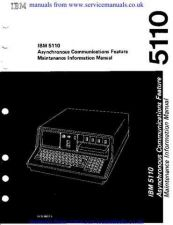 Buy IBM SY31-0557-0_5110asyncComm_Jan78 Technical Manual by download Mauritron #306076