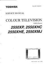 Buy Toshiba 2550XP Service Manual by download Mauritron #337760