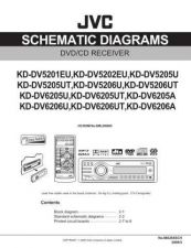 Buy JVC KD-DV6206U by download Mauritron #281850