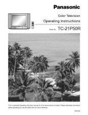 Buy Panasonic TC-14S3R Manual by download Mauritron #301869