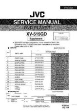 Buy JVC 20771B Service Manual by download Mauritron #278806