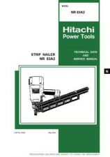 Buy Hitachi NR83A Tool Service Manual by download Mauritron #320089