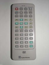 Buy Cyber Home RMC 300Z REMOTE CONTROL DVD player CHdvd320 RMC300 U216 LN 3002