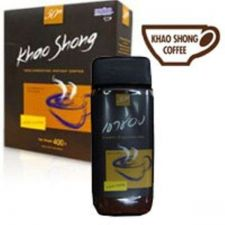 Buy Khao Shong Thailand's Coffee Bean Agglomerated Instant Coffee 45 g. Free Ship