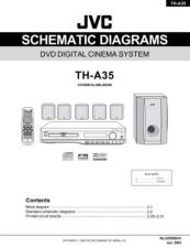 Buy JVC TH-A35_SCHEM Service Manual by download Mauritron #278247