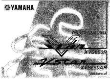 Buy Yamaha 4XS-28199-26 Motorcycle Manual by download #334371