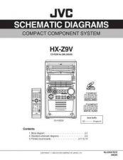 Buy JVC HX-Z9_schem Service Manual Circuits Schematics by download Mauritron #274557