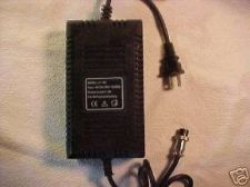 Buy 24V dc 24 volt power supply = Qili bicycle eZIP bike scooter cable plug electric