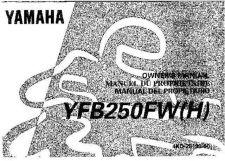 Buy Yamaha 4KD-28199-60 Quad ATV Bike Manual by download #334284