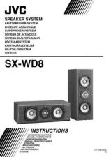 Buy JVC SX-WD8-6 Service Manual by download Mauritron #276759