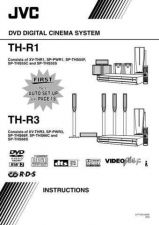 Buy JVC TH-R3-2 Service Manual by download Mauritron #276943