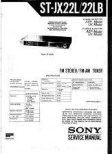 Buy Panasonic ST-JX22L-22LB Manual by download Mauritron #301733