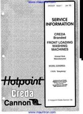 Buy Creda 17076 plus manual by download Mauritron #306964