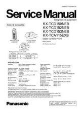 Buy Panasonic KX-TCD150BLC Manual by download Mauritron #299928