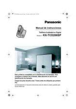Buy Panasonic KX-TCD200BLC Manual by download Mauritron #299978